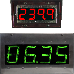 Load logging displays
